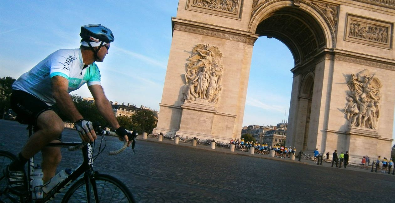TDF - Tour 2 Ride into Paris July 17 – 27 2015 