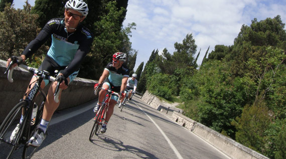 Giving the legs a spin - cycling the Italian roads with Topbike Tours