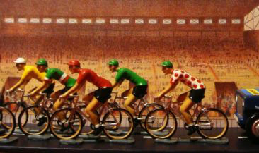 Tour de France - in miniature