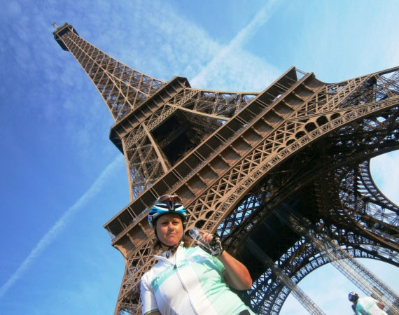 TDF Paris Finish - Topbike Tours
